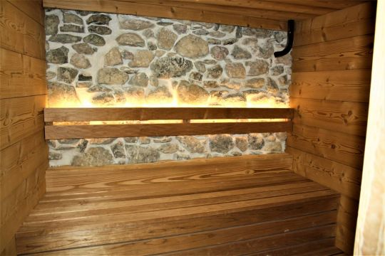 Sauna 6 places