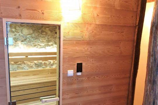 Sauna gîte la Grange